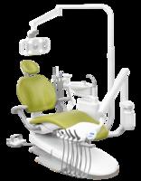 A-DEC 300R, стоматологическая установка с нижней подачей инструментов