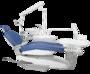 A-DEC 200, стоматологическая установка с нижней подачей инструментов title=