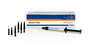 Admira Flow, текучий светоотверждаемый yниверсальный пломбировочный материал на основе ормокеров (Ormocer®) фото