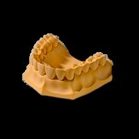 Гипс стоматологический Esthetic-base Gold (золотой)