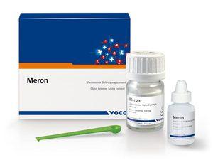 Meron - стеклоиномерный фиксирующий цемент для коронок, мостов, вкладок и прокладок фото