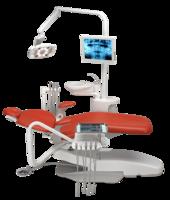 Performer, стоматологическая установка с нижней подачей инструментов