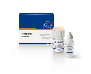 Ionobond, рентгеноконтрастный стеклоиономерный цемен фото